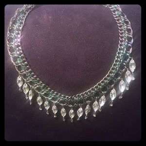 💎FINAL MRKDWN⬇️⬇️NWT Steve Madden BLING Necklace